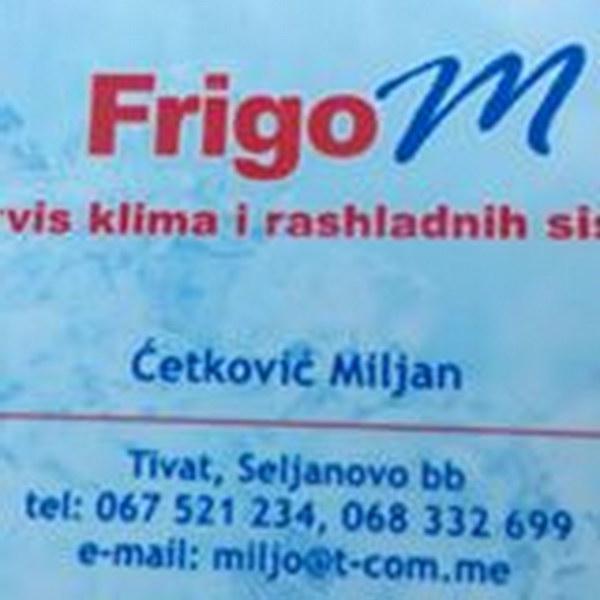 FRIGO M TIVAT